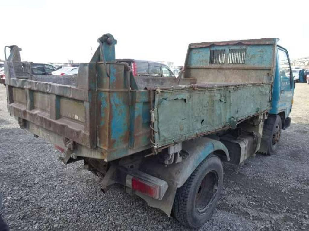 Used 1991 MT Toyota Dyna Truck BU66D Image[2]