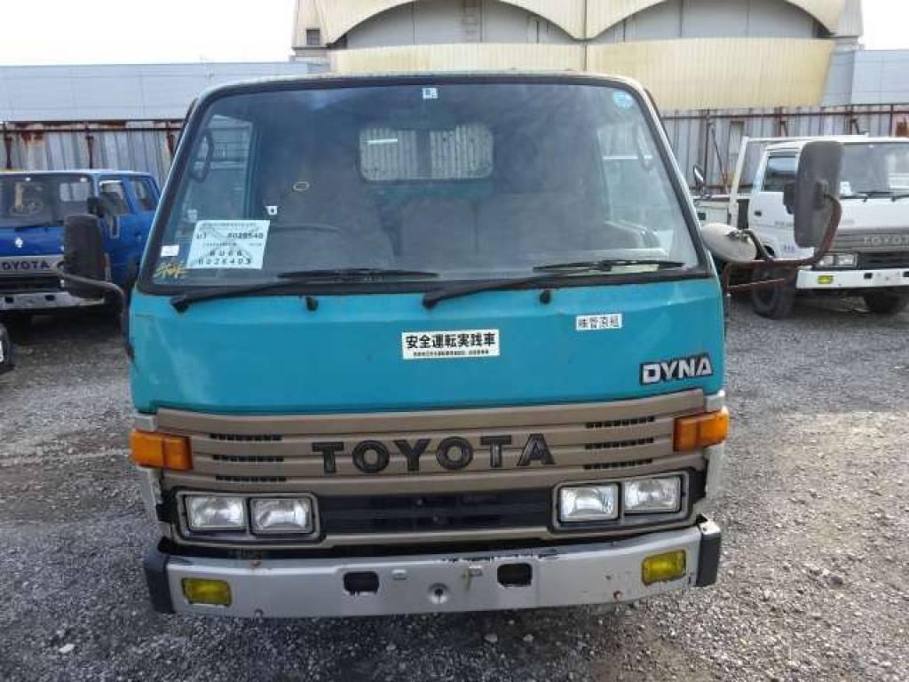 Used 1991 MT Toyota Dyna Truck BU66D Image[4]