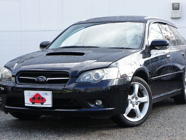 Used 2006 AT Subaru Legacy TA-BP5