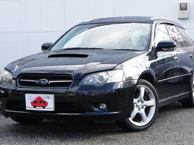 Used 2006 AT Subaru Legacy TA-BP5
