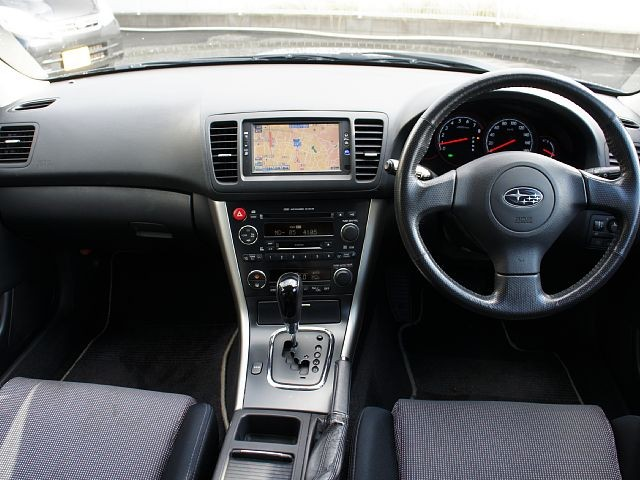 Used 2006 AT Subaru Legacy TA-BP5 Image[1]