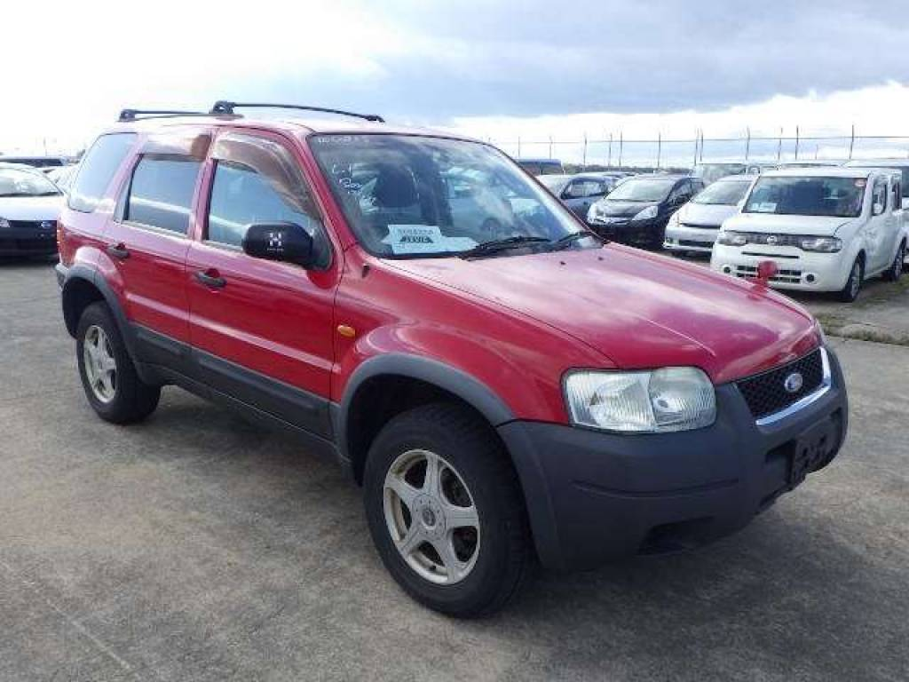 Used 2004 AT Ford Escape EP3WF