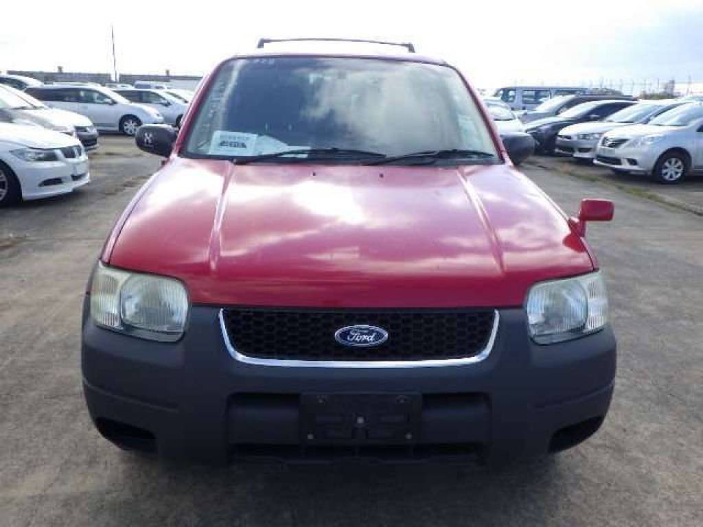 Used 2004 AT Ford Escape EP3WF Image[4]