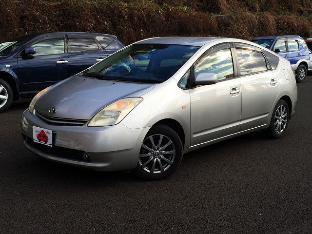 Used 2004 CVT Toyota Prius DAA-NHW20