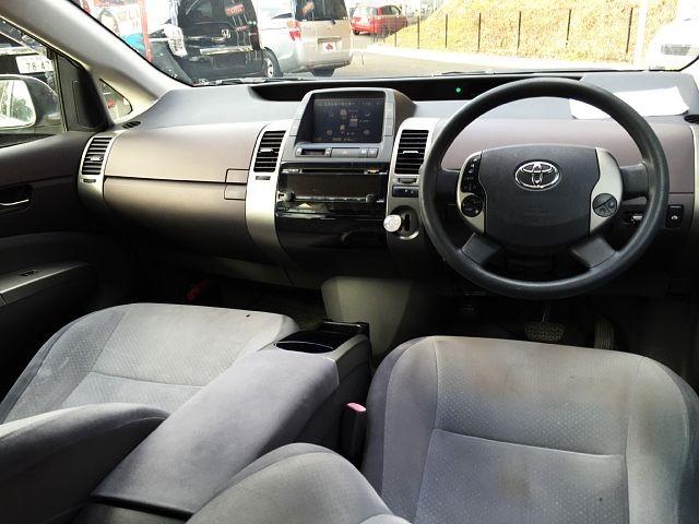 Used 2004 CVT Toyota Prius DAA-NHW20 Image[1]