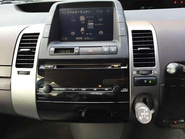 Used 2004 CVT Toyota Prius DAA-NHW20 Image[5]