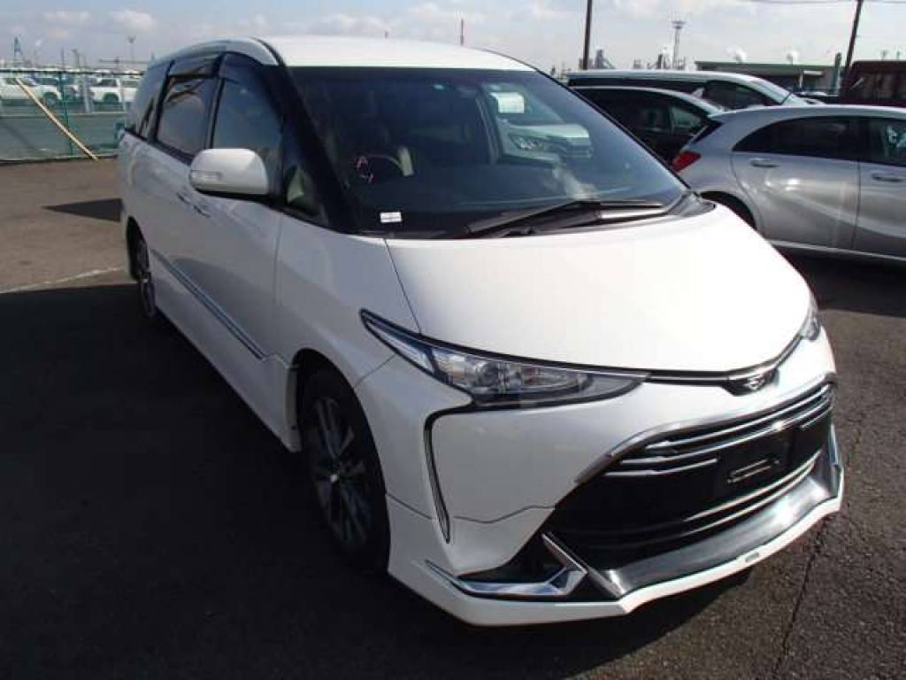 Used 2016 AT Toyota Estima ACR50W