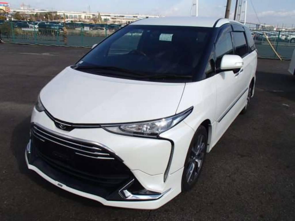Used 2016 AT Toyota Estima ACR50W Image[1]
