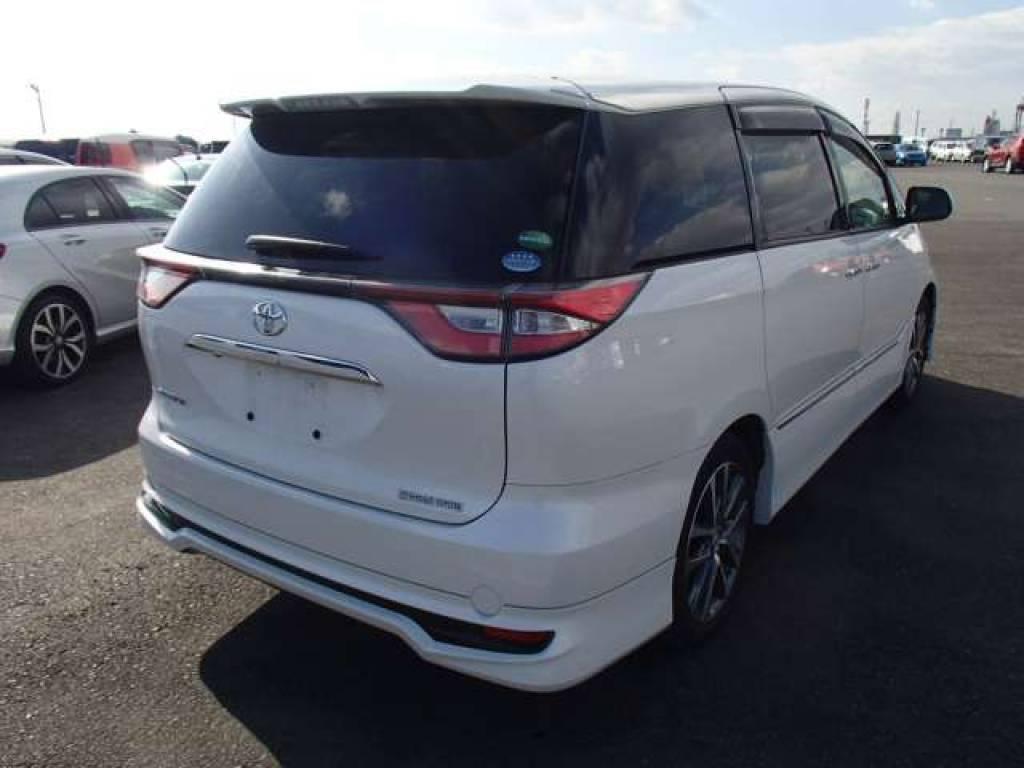 Used 2016 AT Toyota Estima ACR50W Image[2]