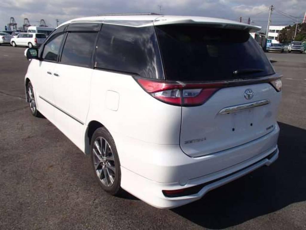 Used 2016 AT Toyota Estima ACR50W Image[3]