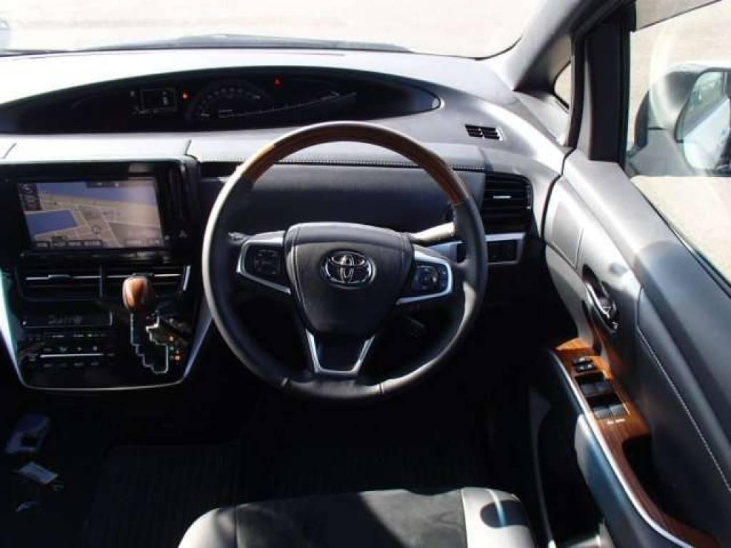 Used 2016 AT Toyota Estima ACR50W Image[12]