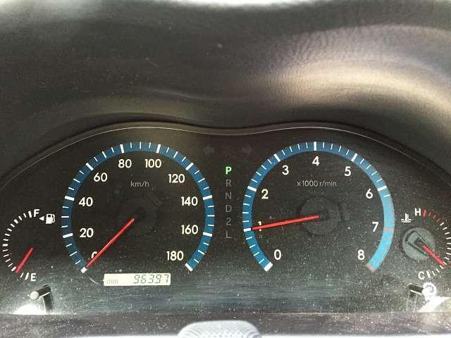 Used 2003 AT Toyota Allion UA-ZZT240 Image[9]