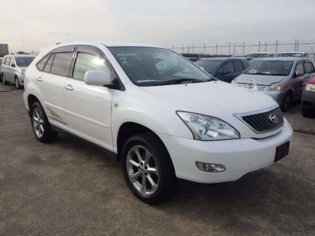 Used 2008 AT Toyota Harrier ACU30W