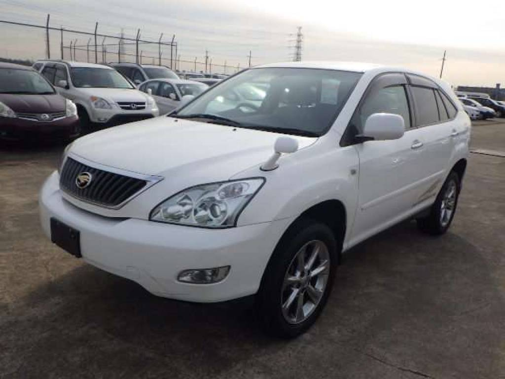 Used 2008 AT Toyota Harrier ACU30W Image[1]