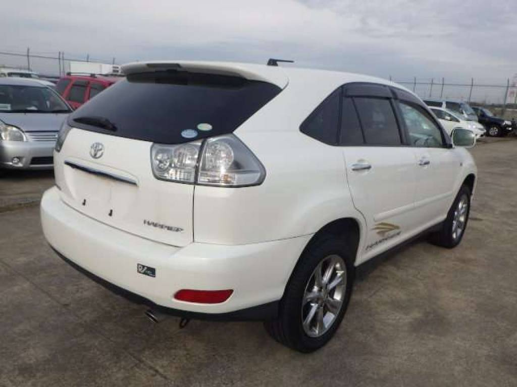 Used 2008 AT Toyota Harrier ACU30W Image[2]