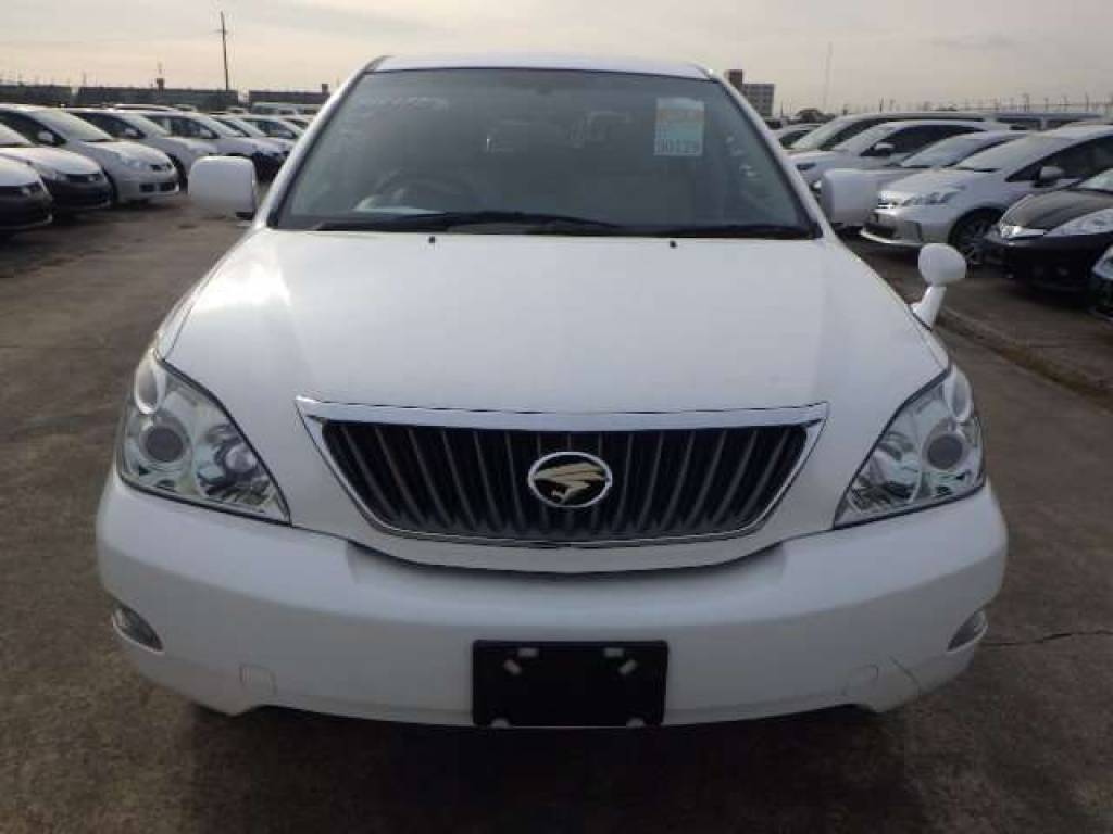 Used 2008 AT Toyota Harrier ACU30W Image[4]