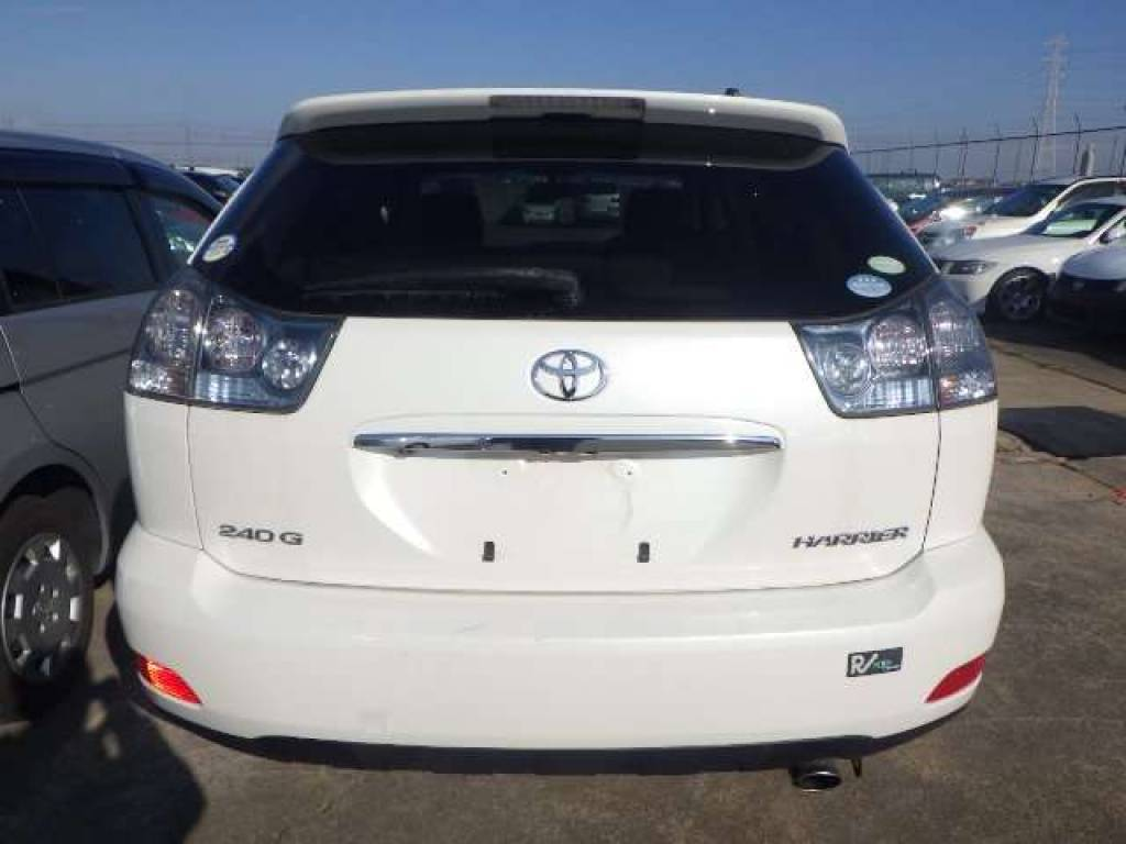 Used 2008 AT Toyota Harrier ACU30W Image[5]