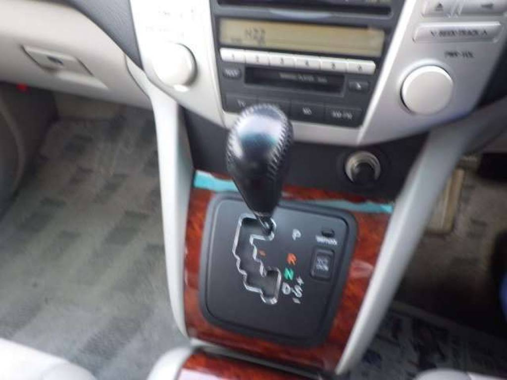 Used 2008 AT Toyota Harrier ACU30W Image[14]