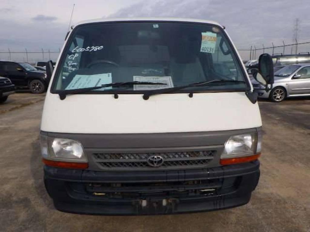 Used 2002 MT Toyota Hiace Van RZH102V Image[4]