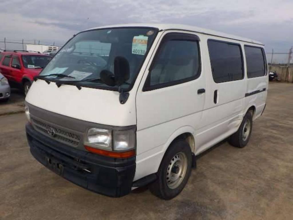 Used 2002 MT Toyota Regiusace Van RZH102V Image[1]