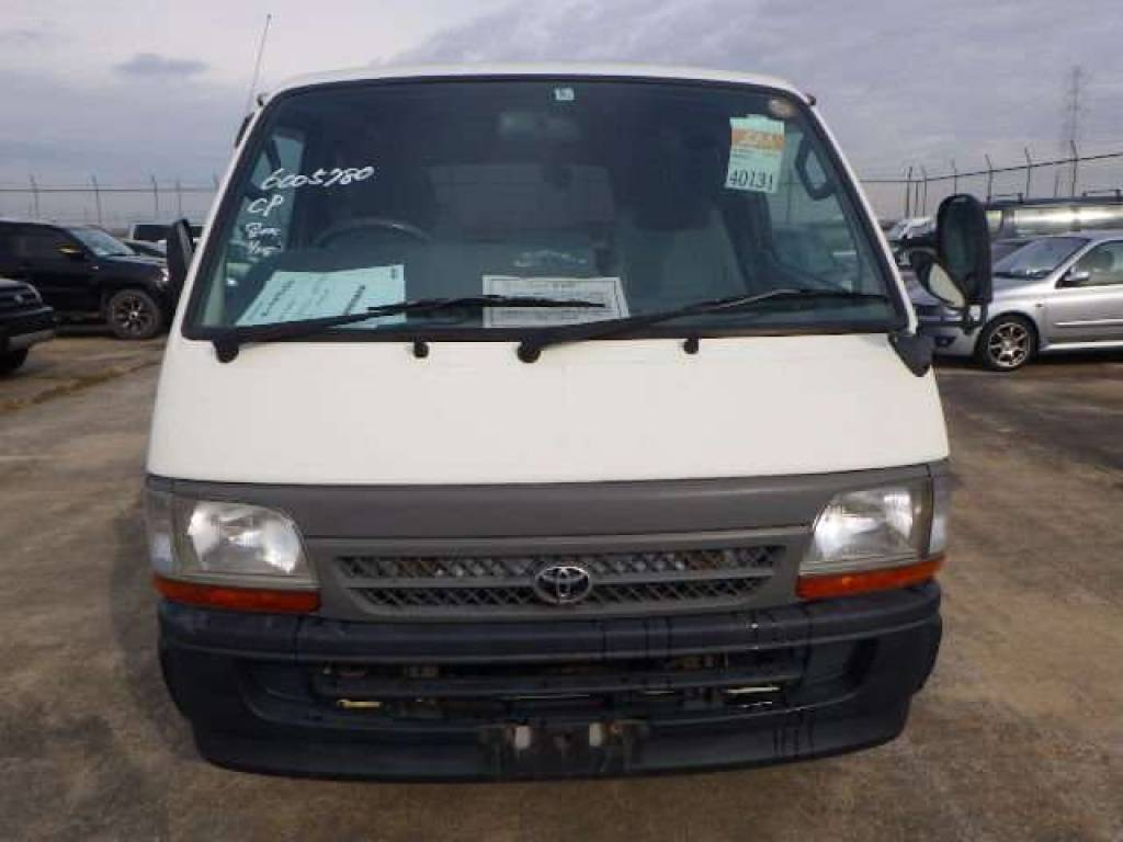 Used 2002 MT Toyota Regiusace Van RZH102V Image[4]