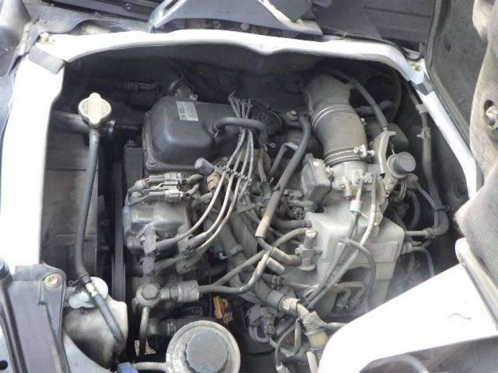 Used 2002 MT Toyota Regiusace Van RZH102V Image[6]