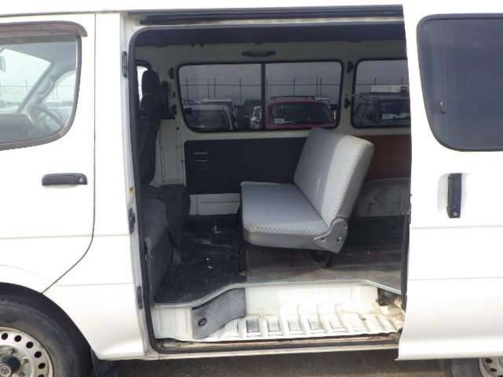 Used 2002 MT Toyota Regiusace Van RZH102V Image[9]