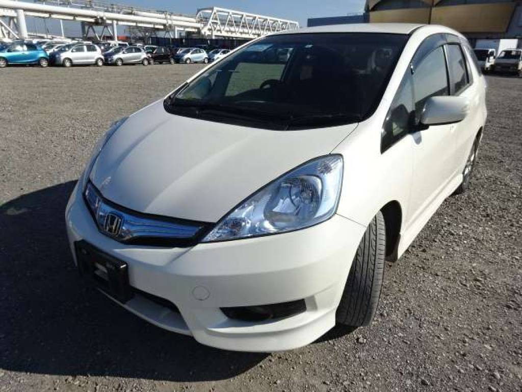 Used 2012 AT Honda Fit Shuttle GP2 Image[5]