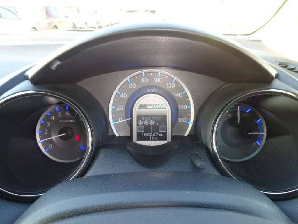 Used 2012 AT Honda Fit Shuttle GP2 Image[14]
