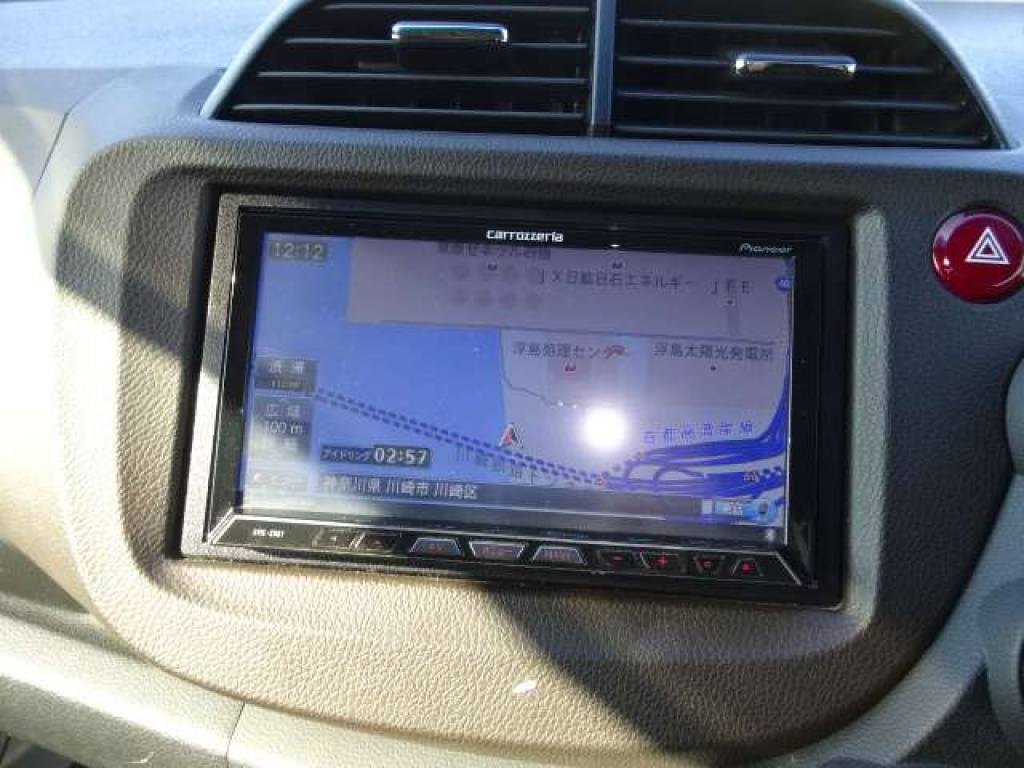 Used 2012 AT Honda Fit Shuttle GP2 Image[17]