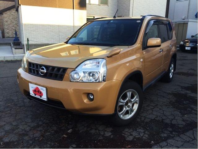 Used 2008 AT Nissan X-Trail DBA-NT31