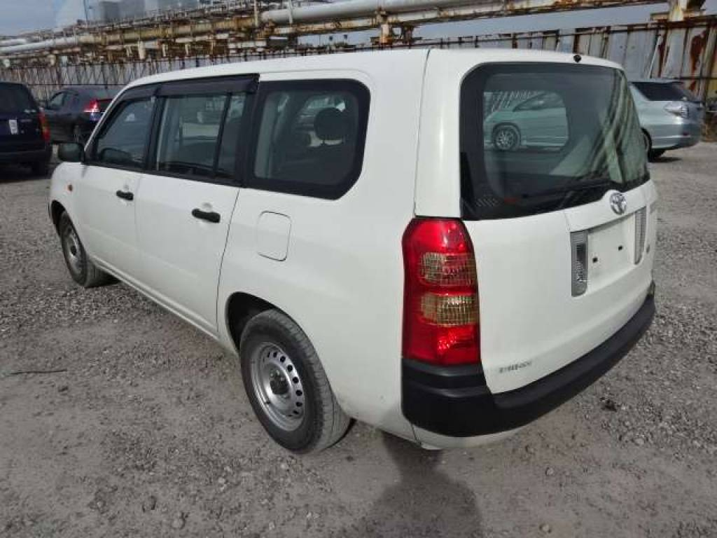 Used 2010 AT Toyota Succeed Van NCP51V Image[3]