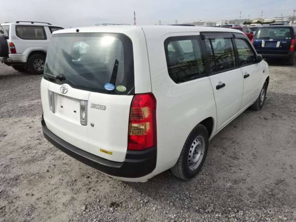 Used 2010 AT Toyota Succeed Van NCP51V Image[6]