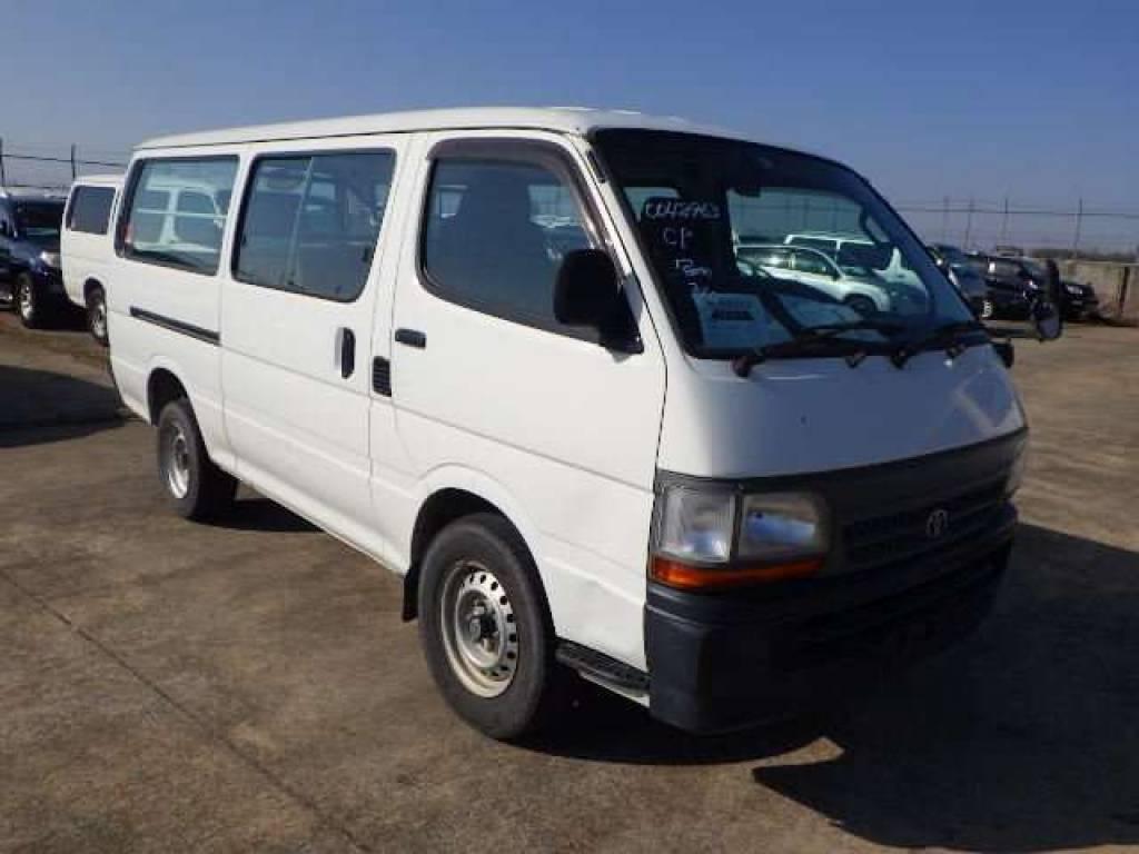 Used 1998 AT Toyota Hiace Van RZH112V