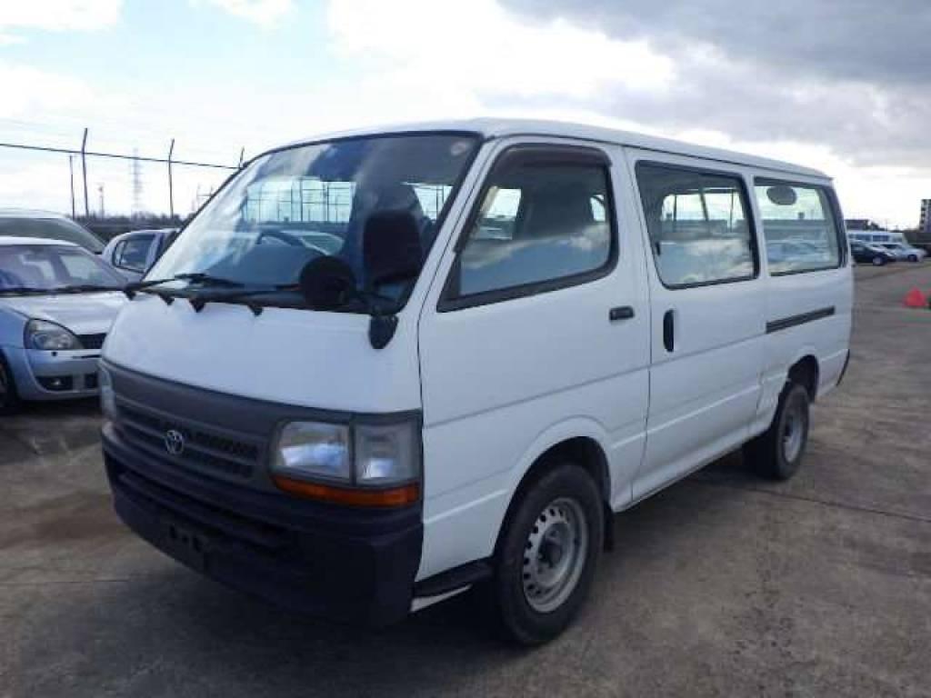 Used 1998 AT Toyota Hiace Van RZH112V Image[1]