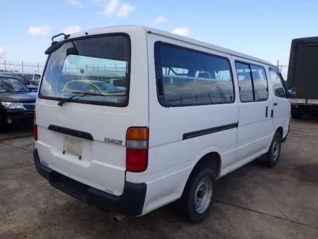 Used 1998 AT Toyota Hiace Van RZH112V Image[3]
