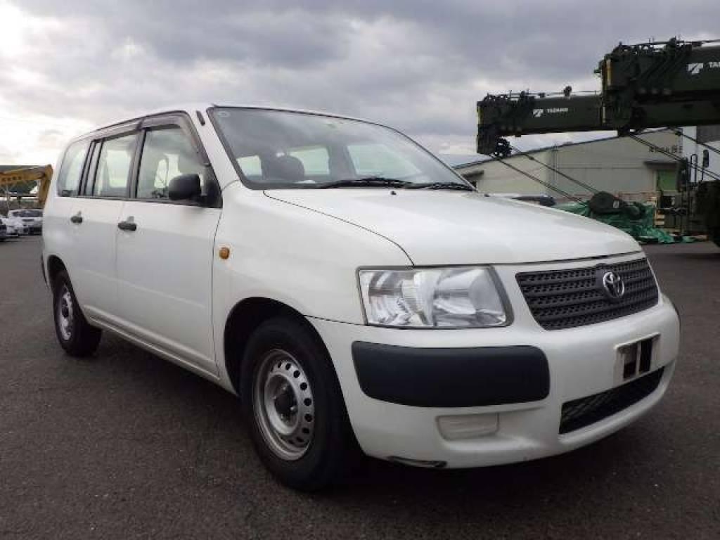 Used 2009 AT Toyota Succeed Van NCP51V