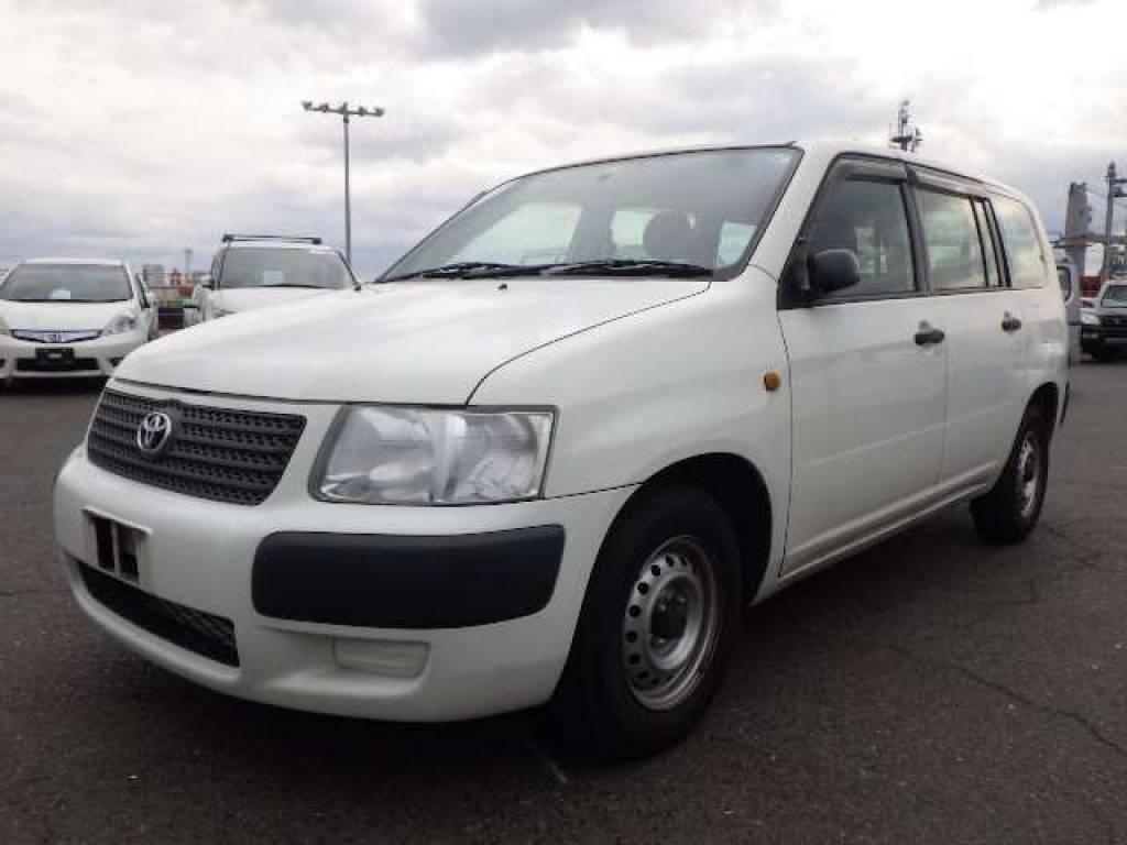Used 2009 AT Toyota Succeed Van NCP51V Image[1]