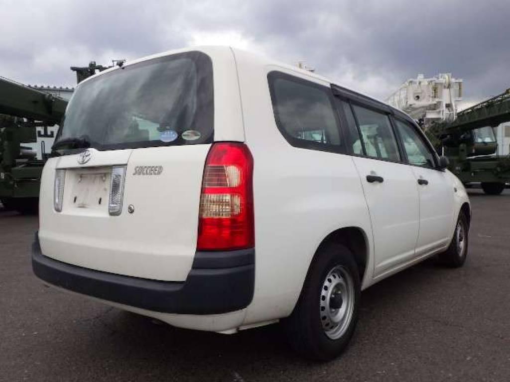 Used 2009 AT Toyota Succeed Van NCP51V Image[3]