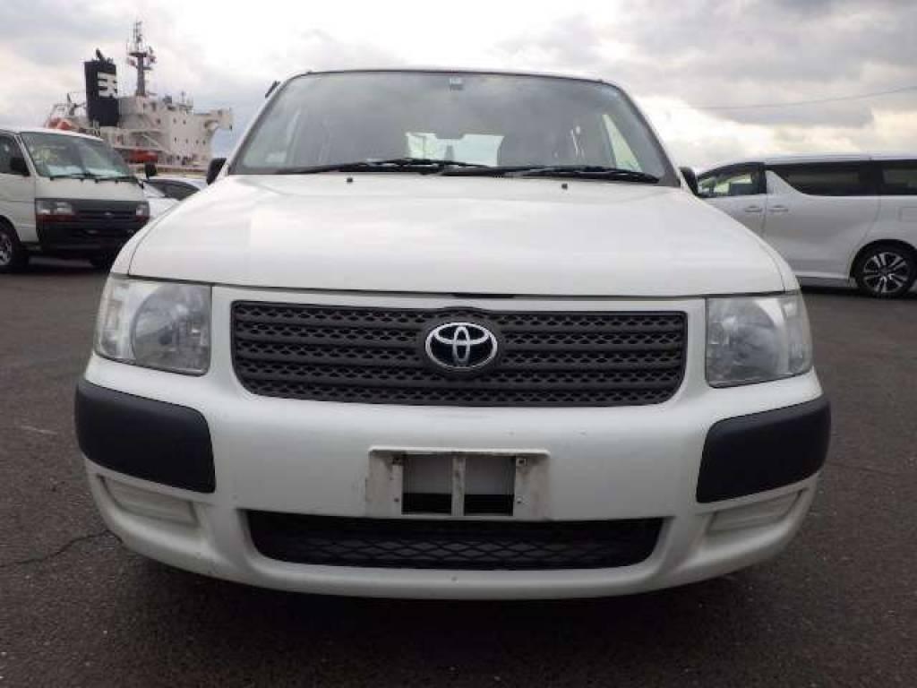 Used 2009 AT Toyota Succeed Van NCP51V Image[7]