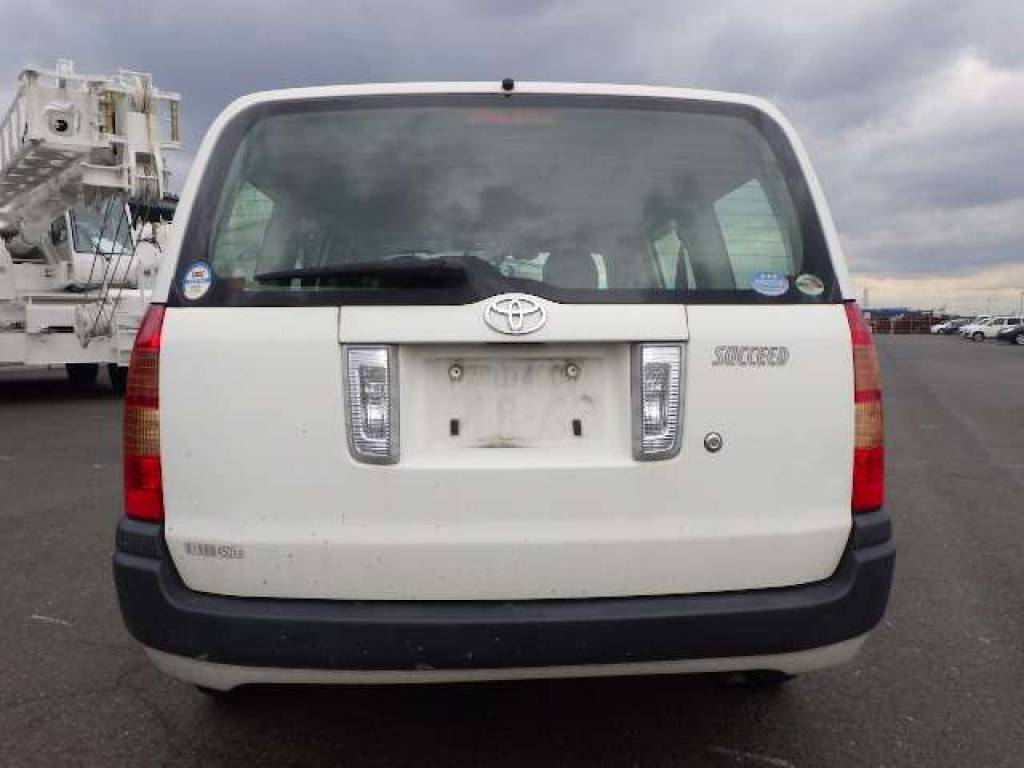 Used 2009 AT Toyota Succeed Van NCP51V Image[9]