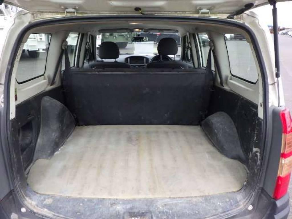 Used 2009 AT Toyota Succeed Van NCP51V Image[10]