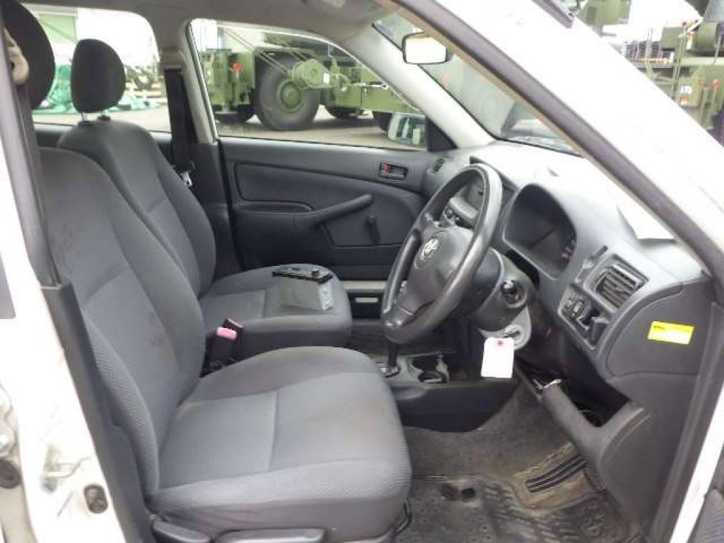 Used 2009 AT Toyota Succeed Van NCP51V Image[11]