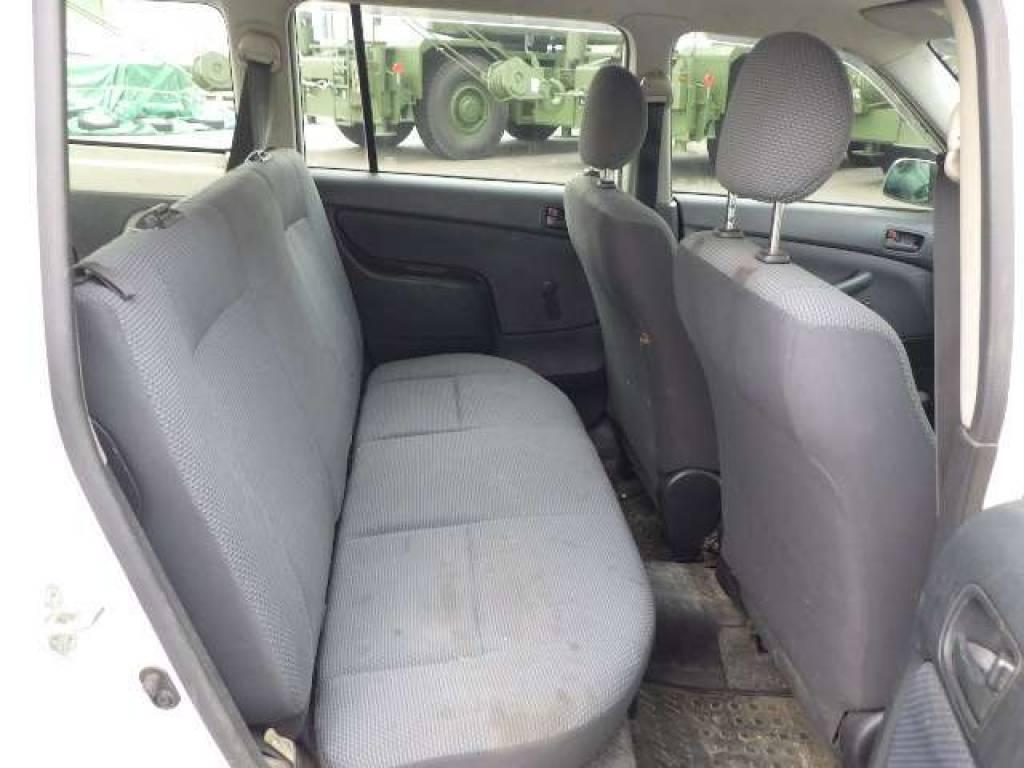 Used 2009 AT Toyota Succeed Van NCP51V Image[12]