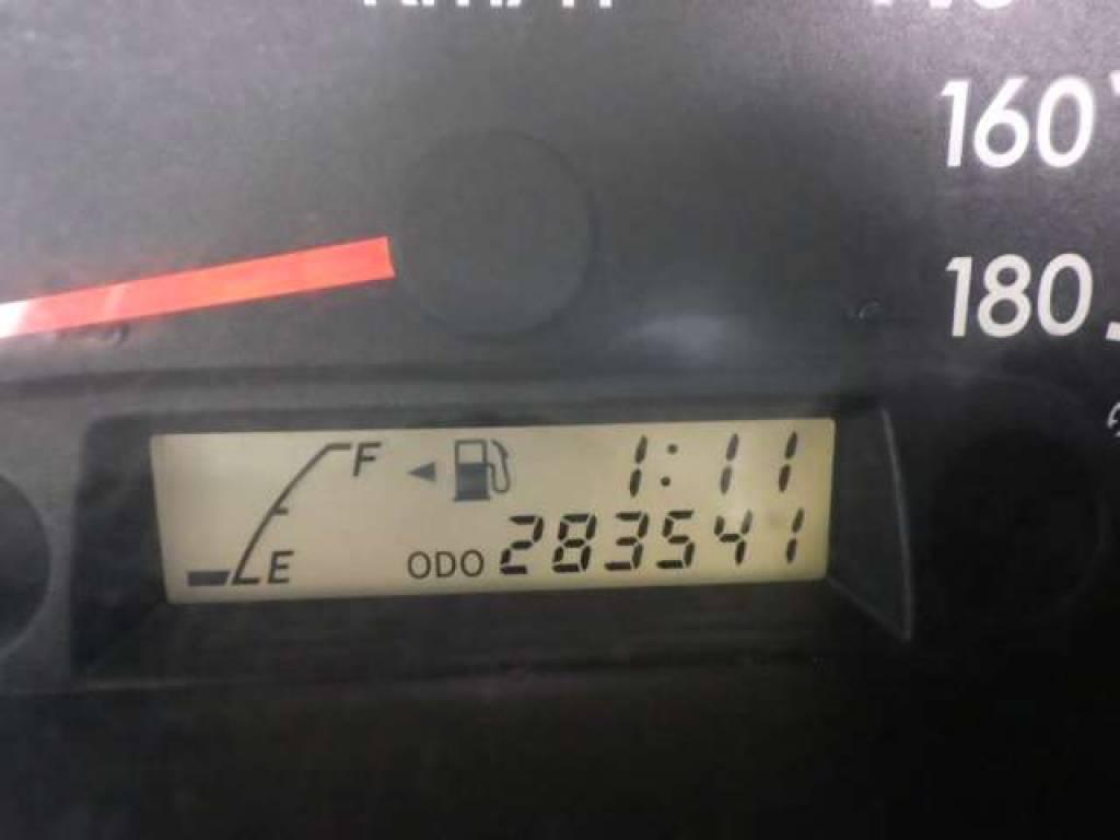 Used 2009 AT Toyota Succeed Van NCP51V Image[21]