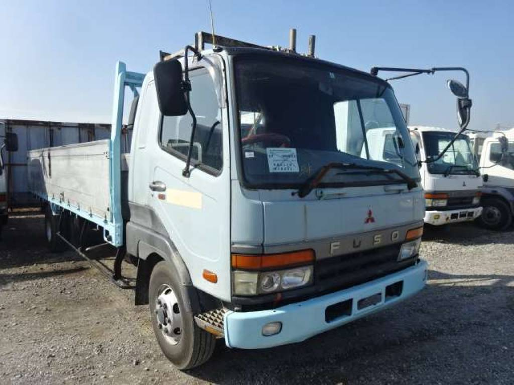 Used 1993 MT Mitsubishi Fuso Fighter FK617K