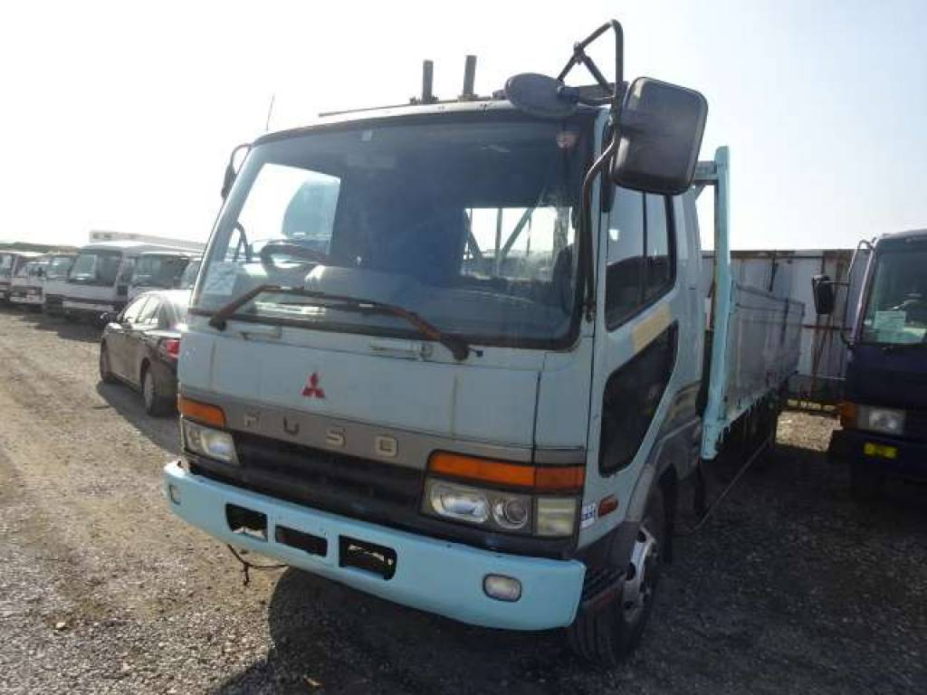Used 1993 MT Mitsubishi Fuso Fighter FK617K Image[1]