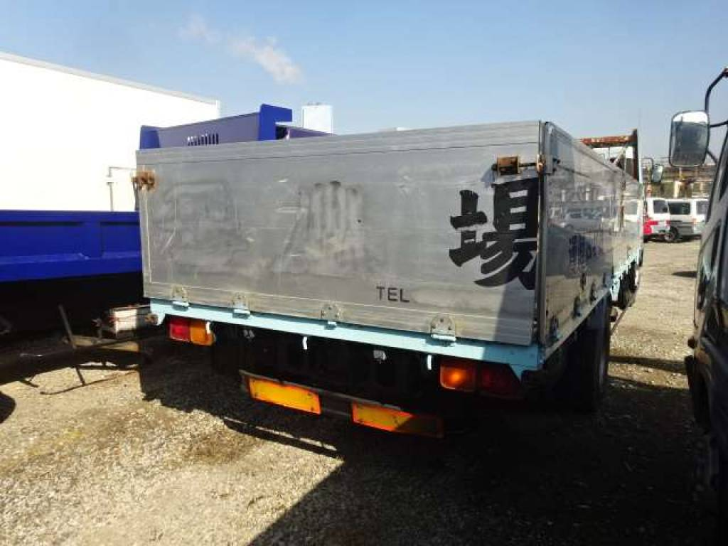 Used 1993 MT Mitsubishi Fuso Fighter FK617K Image[2]