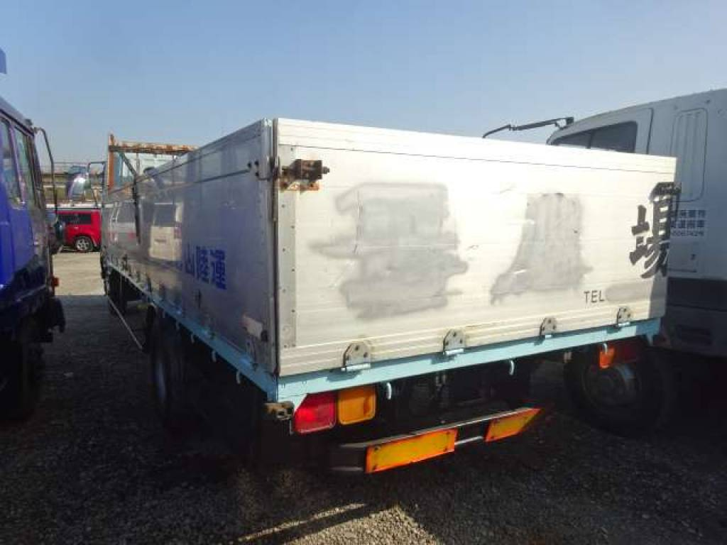 Used 1993 MT Mitsubishi Fuso Fighter FK617K Image[3]