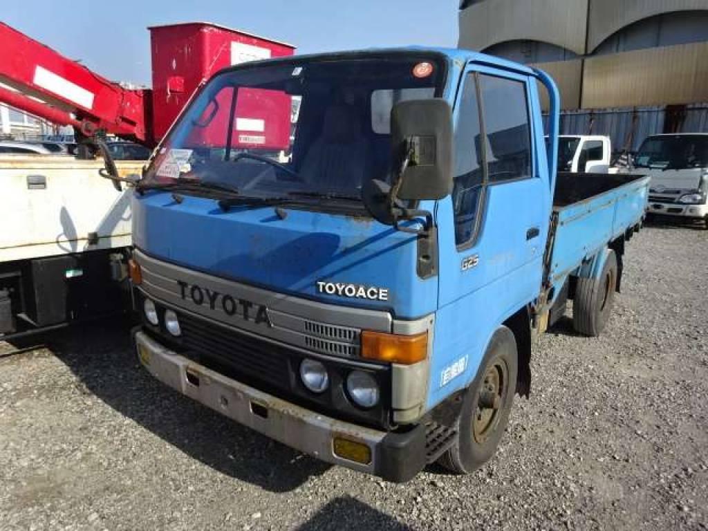 Used 1987 MT Toyota Dyna Truck BU61